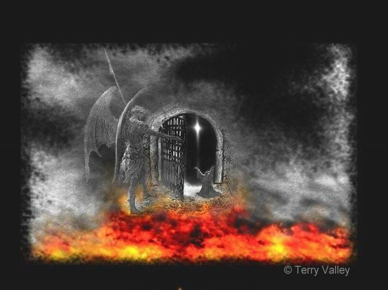 TERRY'S GATES OF HELL - credits